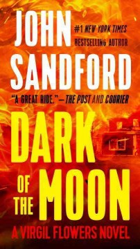 Dark of the moon book cover