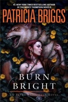Burn bright : an Alpha and Omega novel book cover