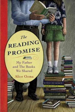 The reading promise : my father and the books we shared book cover
