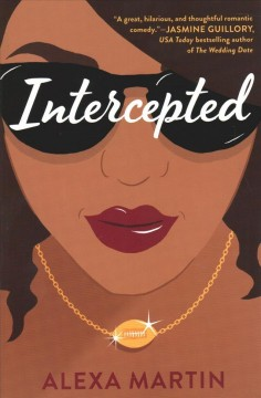 Intercepted book cover