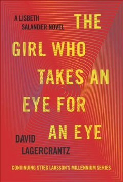 The girl who takes an eye for an eye book cover