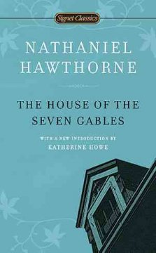The house of the seven gables : a romance book cover