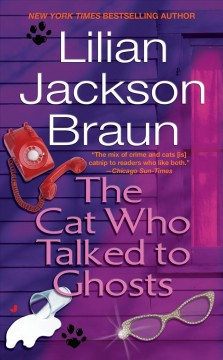 Catalog record for The cat who talked to ghosts