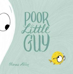 Poor little guy book cover