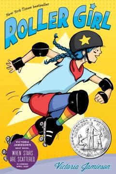 Roller girl book cover