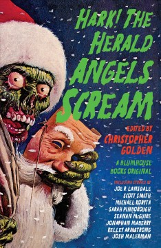 Hark! the herald angels scream book cover