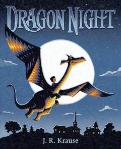 Dragon night book cover
