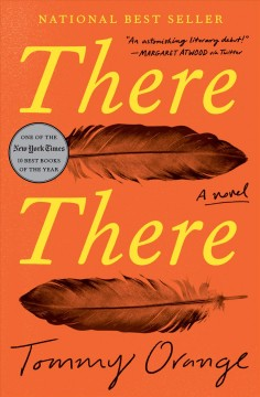 There there : a novel book cover