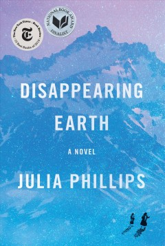 Disappearing Earth : a novel book cover