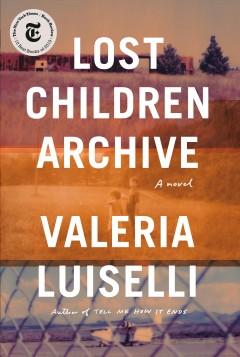 Lost children archive book cover