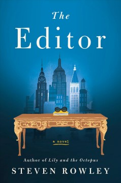 The editor : a novel book cover