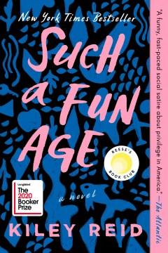 Such a fun age : a novel book cover