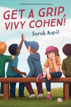 Get a grip, Vivy Cohen book cover