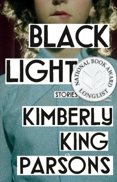 Black light : stories book cover