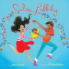 Salsa lullaby book cover