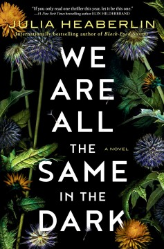 We are all the same in the dark : a novel book cover