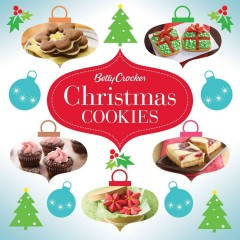 Betty Crocker Christmas cookies. book cover