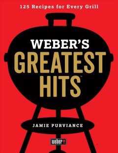 Weber's greatest hits book cover