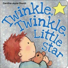 Twinkle, twinkle, little star book cover