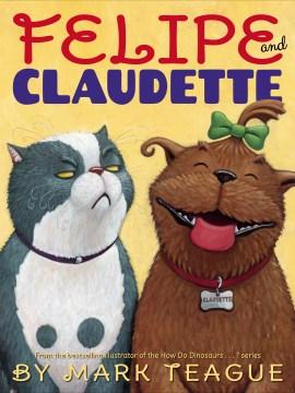 Felipe and Claudette book cover