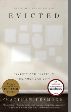 Evicted : poverty and profit in the American city book cover