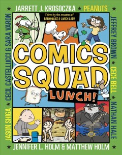Catalog record for Comics squad #2: lunch!