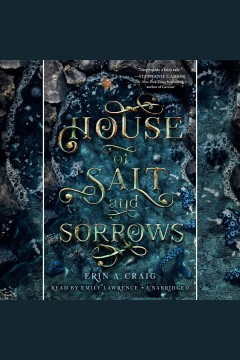House of salt and sorrows book cover