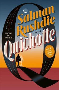 Quichotte book cover