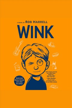 Wink book cover