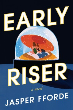 Early riser book cover