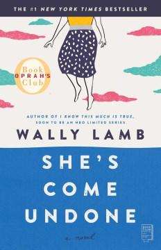 She's come undone book cover