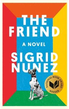 The friend book cover