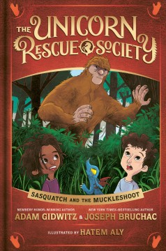 Sasquatch and the Muckleshoot book cover