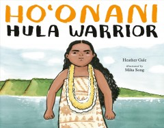 Ho'onani : hula warrior book cover