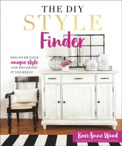The DIY style finder book cover