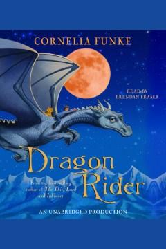 Dragon rider book cover