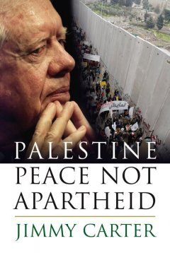 Catalog record for Palestine : peace not apartheid
