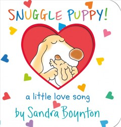 Snuggle Puppy : a little love song book cover