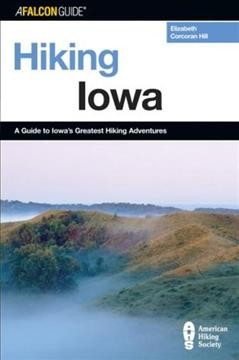 Hiking Iowa book cover