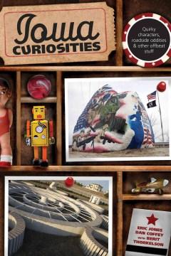 Iowa curiosities. book cover