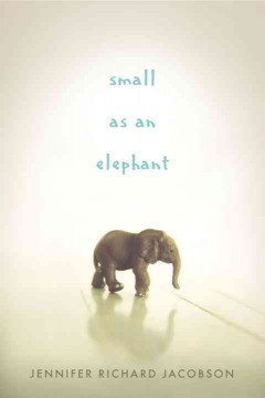 Small as an elephant book cover