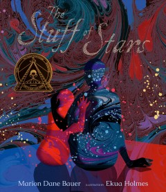 The stuff of stars book cover