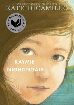 Raymie nightingale book cover