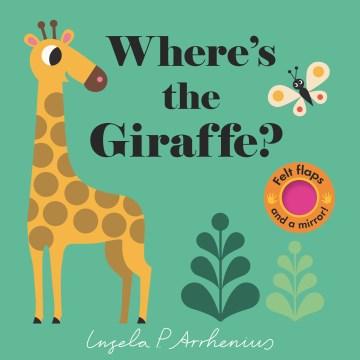 Where's the giraffe? book cover