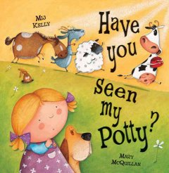Have you seen my potty? book cover