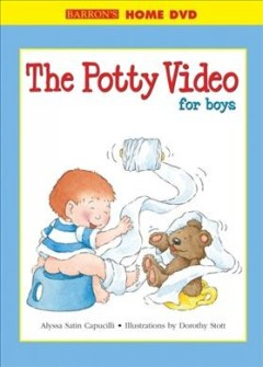 The Potty movie for boys : starring Henry! book cover