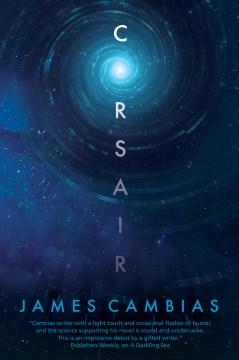 Corsair book cover