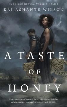 A taste of honey book cover
