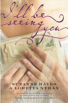 I'll be seeing you book cover