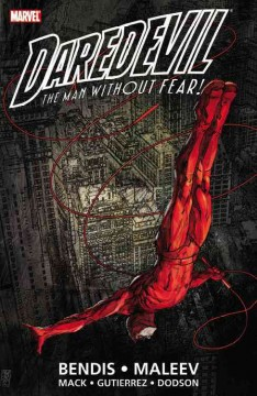 Daredevil : The man without fear! book cover